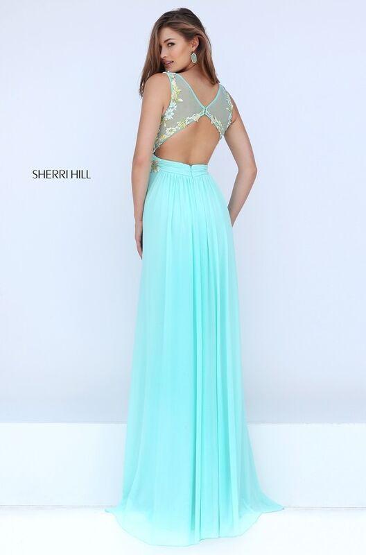 Платье женское Sherri Hill Вечернее платье 50252 - фото 3