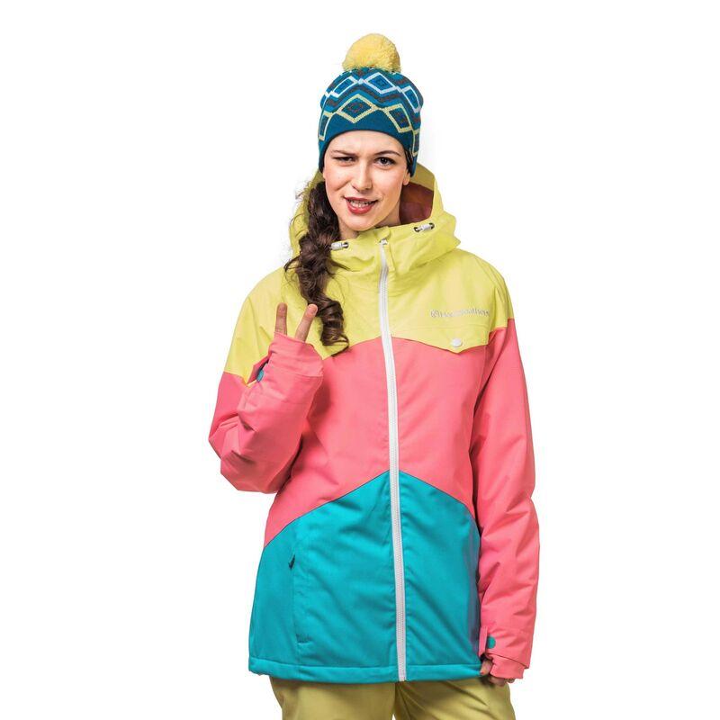 Спортивная одежда Horsefeathers Сноубордическая куртка Adrien 1617 цитрус - фото 1