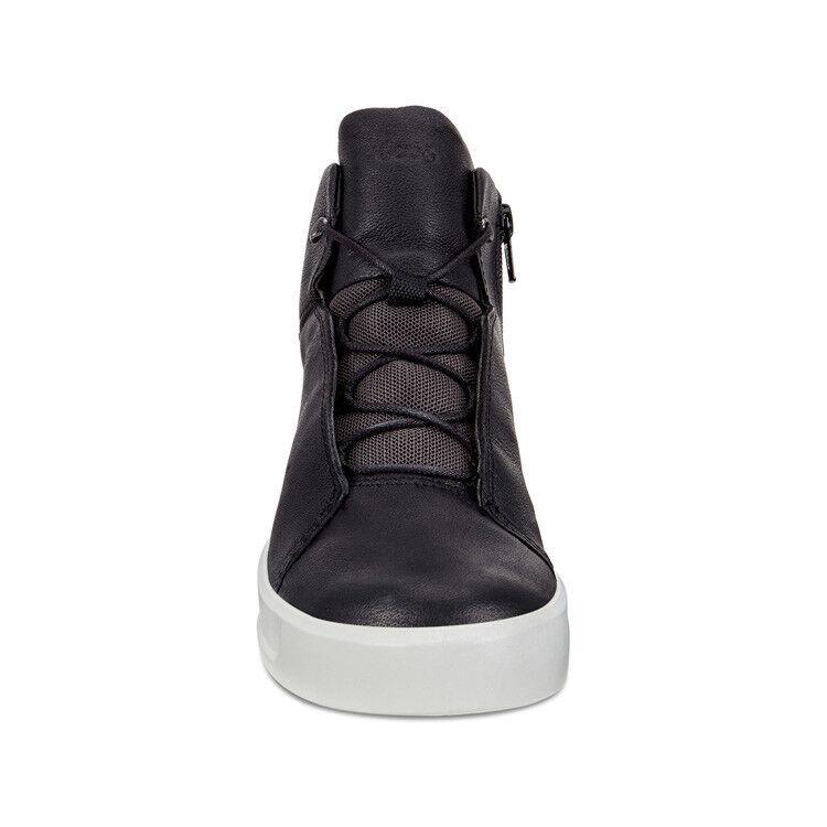 Обувь детская ECCO Кеды высокие S8 781103/01001 - фото 4