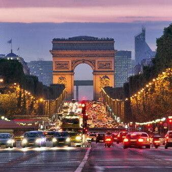 Туристическое агентство Vispaniu Экскурсионный авиатур во Францию, Париж - фото 1
