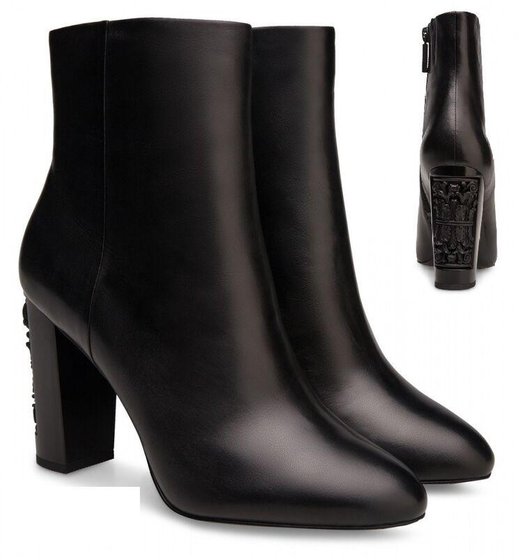 Обувь женская Alla Pugachova Ботильоны женские AP1729-23 black - фото 1