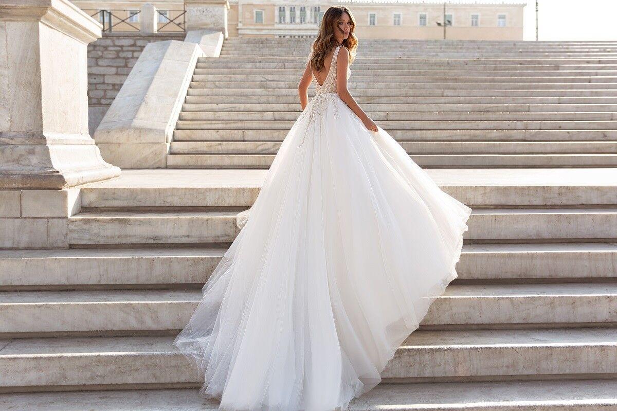 """Свадебное платье напрокат ALIZA свадебное платье """"Esmeraldyny"""" - фото 4"""