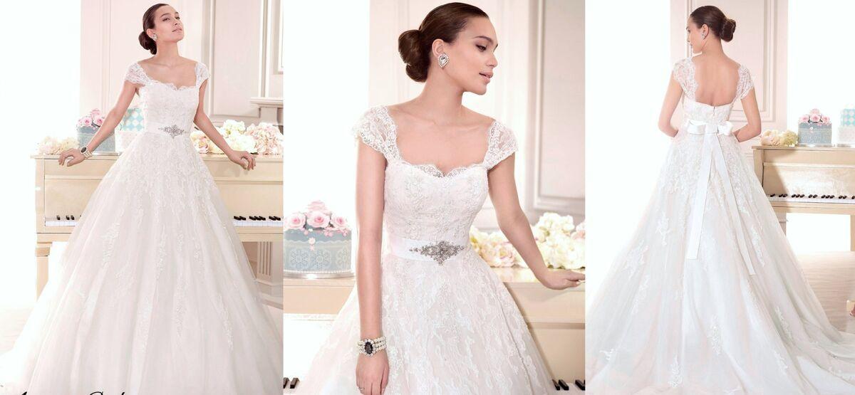 Свадебный салон Fara Sposa Свадебное платье 5618 - фото 2