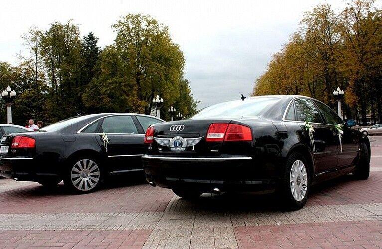 Аренда авто Audi A8 D3 - фото 3