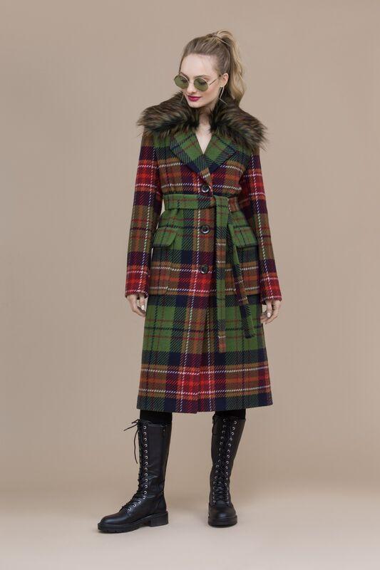 Верхняя одежда женская Elema Пальто женское демисезонное 1-7900-1 - фото 2