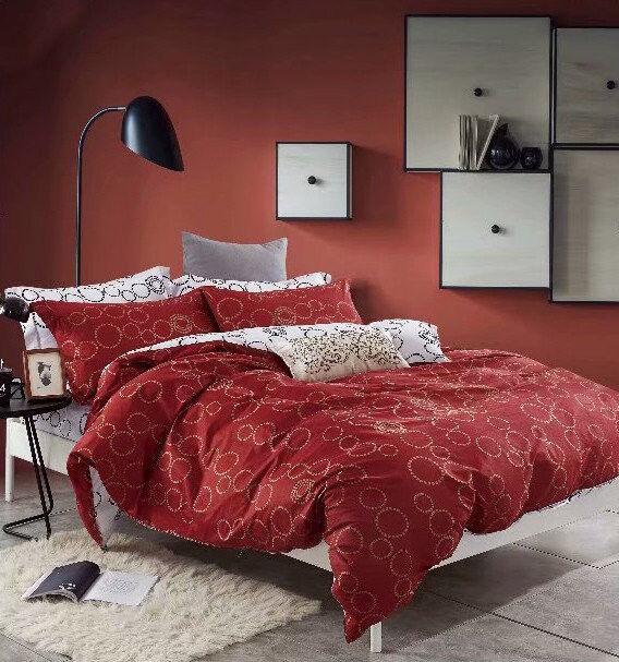 Подарок Tango Сатиновое постельное белье евро TPIG6-552 - фото 1