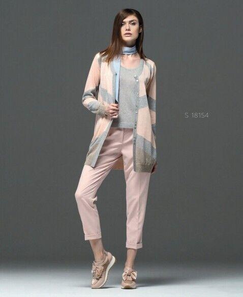 Кофта, блузка, футболка женская Mozart Кардиган S-18154 - фото 1