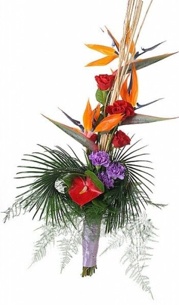 Магазин цветов Ветка сакуры Мужской букет №39 - фото 1