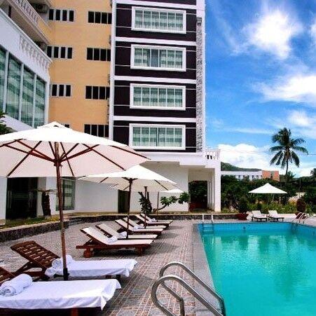 Туристическое агентство Новая Планета Пляжный авиатур во Вьетнам, Нячанг, Olympic Hotel 3* - фото 1