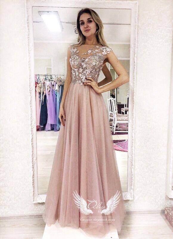 """Вечернее платье ALIZA вечернее платье """"Adel"""" - фото 1"""