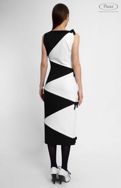 Платье женское Pintel™ Миди-платье Kaisa - фото 4