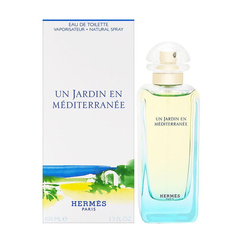 Парфюмерия Hermes Туалетная вода  Un Jardin En Mediterranee, 30 мл - фото 1