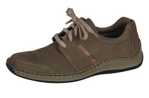 Обувь мужская Rieker Полуботинки мужские 05205-60 - фото 2