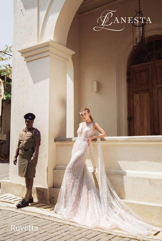 Свадебное платье напрокат Lanesta Ruvetta - фото 1