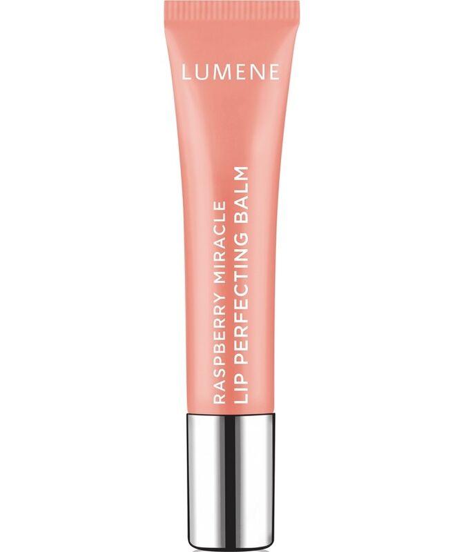 Декоративная косметика LUMENE Бальзам для губ Raspberry Lip Perfecting Balm, тон 1 - фото 1