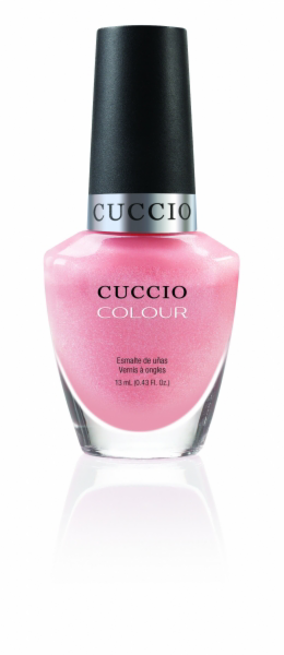 Декоративная косметика Cuccio Colour Коллекция Colour Coctails - лак Strawberry Colada - фото 1
