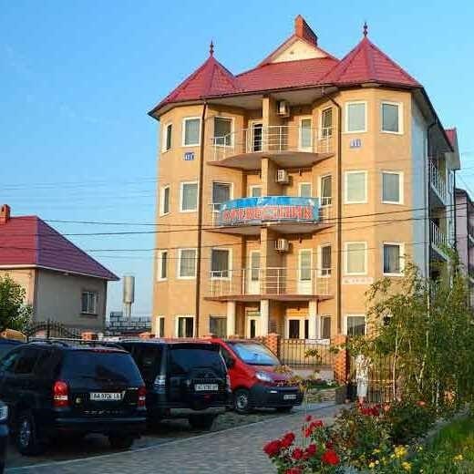 Туристическое агентство Клеопатра-тур Пляжный автобусный тур в Затоку, Украина, база отдыха «Буревестник» - фото 1