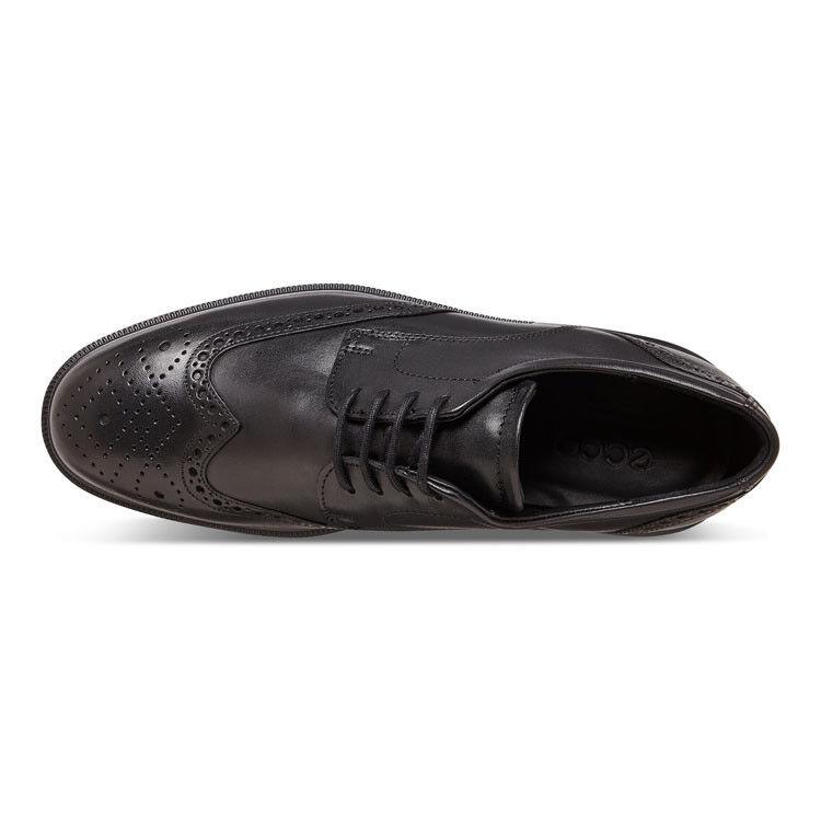 Обувь мужская ECCO Броги LISBON 622164/01001 - фото 6