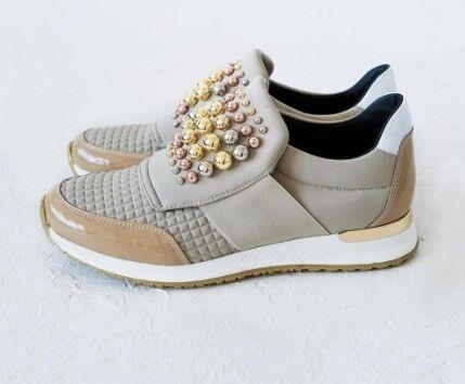 Обувь женская Baldinini Кроссовки женские 4 - фото 1