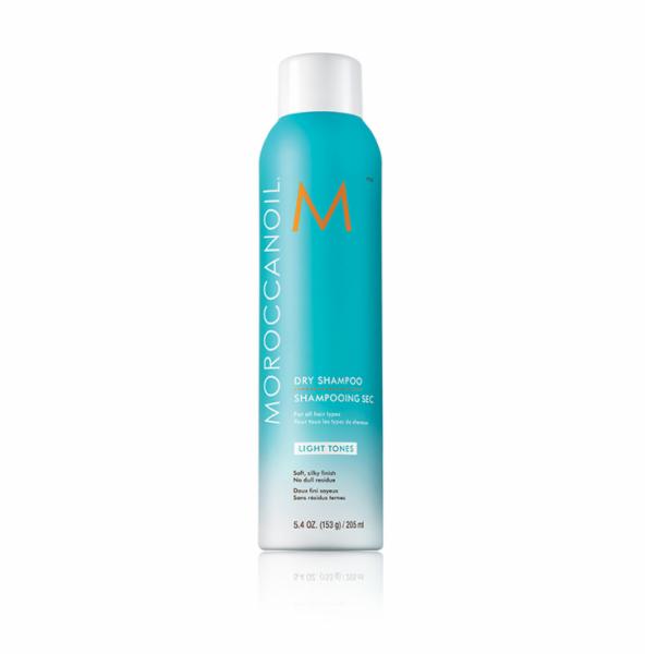 Уход за волосами Moroccanoil Сухой шампунь для светлых волос, 250 мл - фото 1