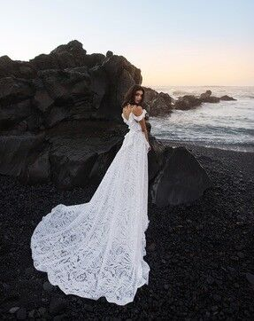 Свадебный салон Blammo-Biamo Платье свадебное Dream Ocean  Manul - фото 2
