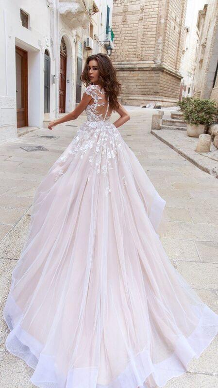 """Свадебное платье напрокат ALIZA свадебное платье """"Fleviani"""" - фото 1"""