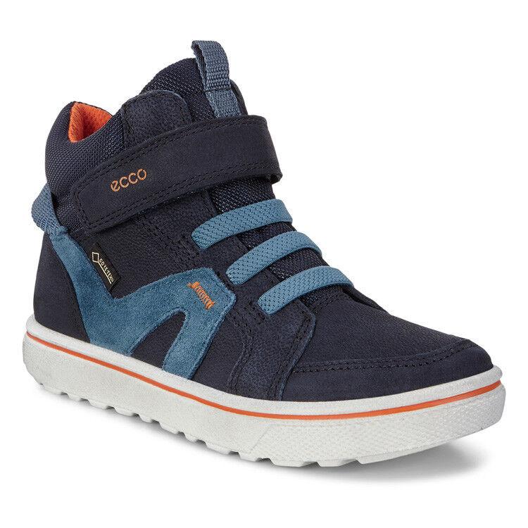 Обувь детская ECCO Кеды детские GLYDER 736152/01303 - фото 1