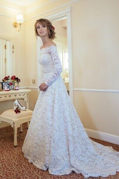 Свадебное платье напрокат ALIZA Свадебное платье «Ambre» Diva Vivien - фото 1