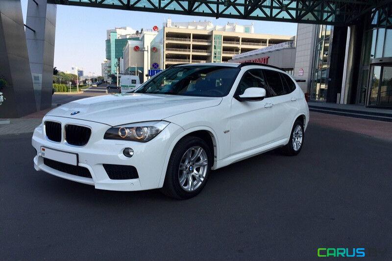 Прокат авто BMW X1 M-Sport - фото 1