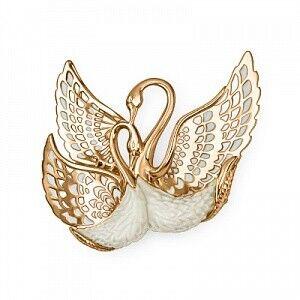 Ювелирный салон Платина Брошь из золота с бивнем мамонта 04-0147-00-292-1110-46 - фото 1