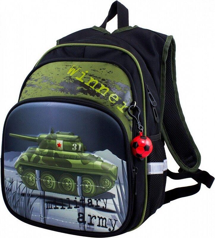 Магазин сумок Winner Рюкзак школьный 888 - фото 1