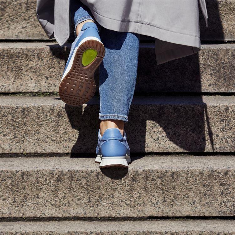 Обувь женская ECCO Кроссовки ST1 836193/55335 - фото 5