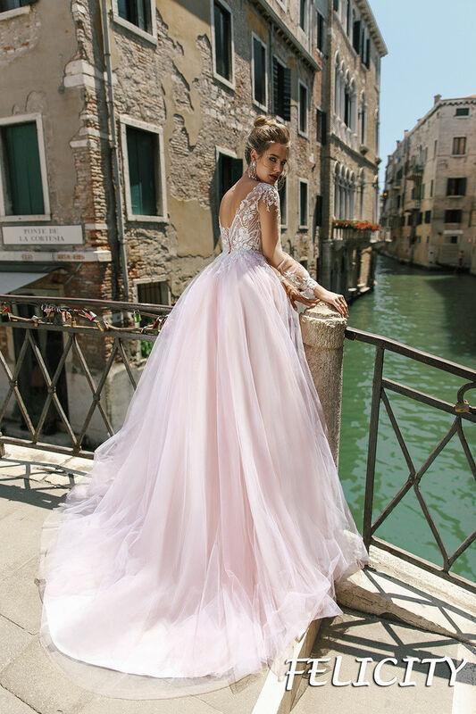 Свадебный салон Bonjour Galerie Свадебное платье Felicity из коллекции La Douceur - фото 4