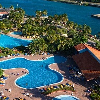 Туристическое агентство Айкью групп Пляжный авиатур на Кубу, Варадеро, Bellevue Puntarena Playa Caleta 4* - фото 1
