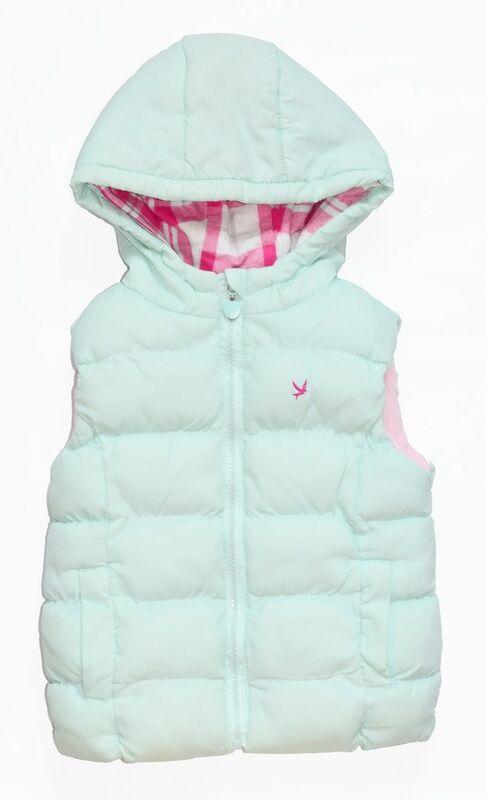Верхняя одежда детская Young Decision Жилет детский Д4849 - фото 1