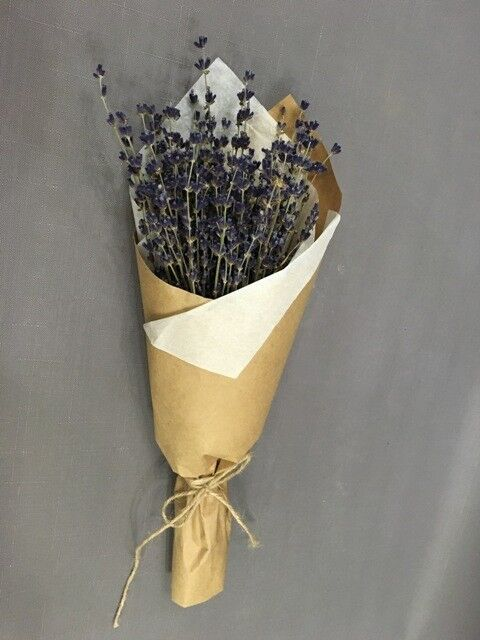 Магазин цветов VGosti.by Букет «Лаванда» (сухоцвет) - фото 2