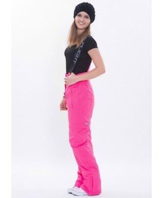 Спортивная одежда Free Flight Горнолыжные и сноубордические штаны розовые - фото 2
