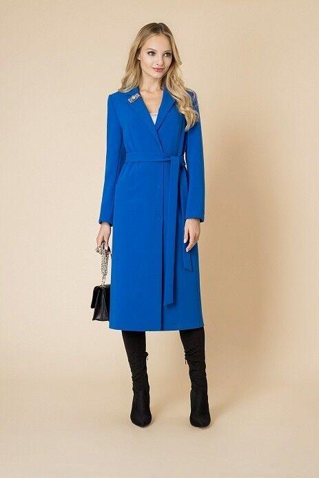 Верхняя одежда женская Elema Пальто женское облегченное 2-8412-1 - фото 1