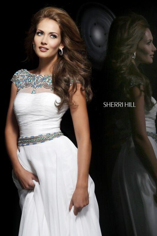 Вечернее платье Sherri Hill Вечернее платье 21272 - фото 3