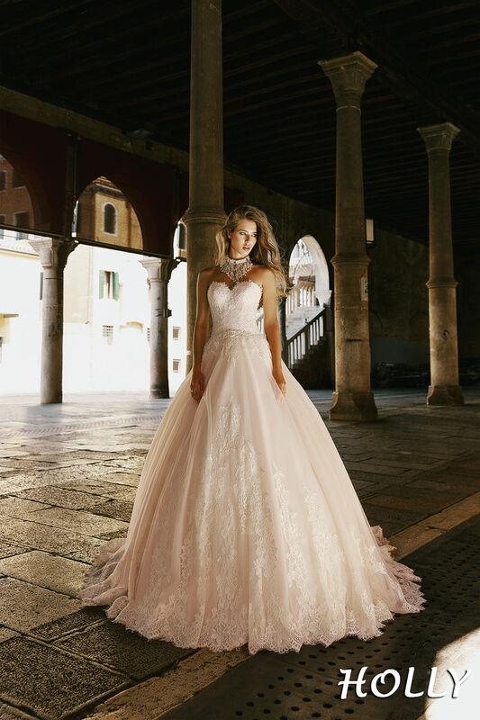 Свадебный салон Bonjour Galerie Свадебное платье Holly из коллекции La Douceur - фото 1