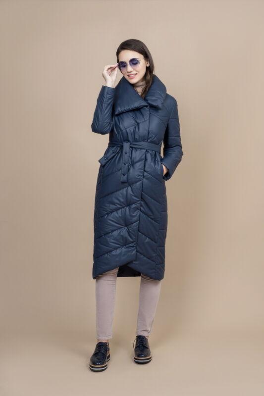 Верхняя одежда женская Elema Пальто женское плащевое утепленное 5-8366-1 - фото 1