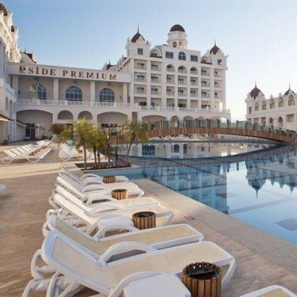 Туристическое агентство География Пляжный авиатур в Турцию, Сиде, Oz Hotel Side Premium Hotel 5* - фото 1