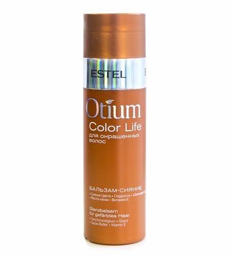 Уход за волосами Estel Бальзам-блеск для окрашенных волос Otium Color Life - фото 1