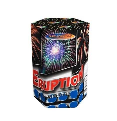 Фейерверк Maxsem Батарея салютов Eruption GE218-7 - фото 1