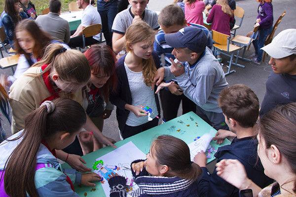 Туристическое агентство Streamline Детский отдых в Беларуси, Минский городской образовательно-оздоровительный центр «Лидер» - фото 5