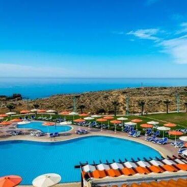 Туристическое агентство Трэвел Сок Пляжный авиатур на Кипр, Айя-Напа, Aktea Beach Village 4* - фото 1