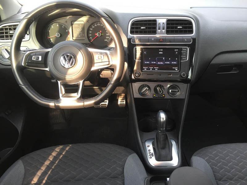 Прокат авто Volkswagen Polo АТ - фото 6