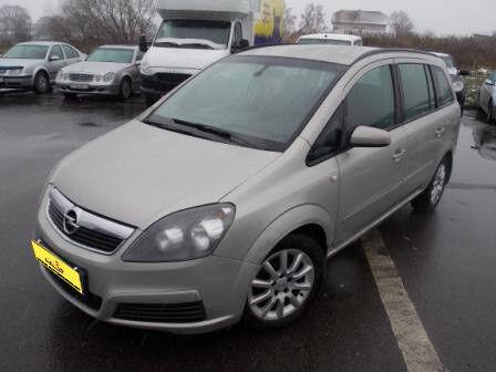 Прокат авто Opel Zafira - фото 1