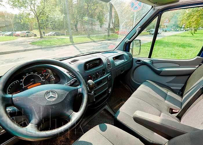 Прокат авто Mercedes-Benz Sprinter 2015 - фото 5
