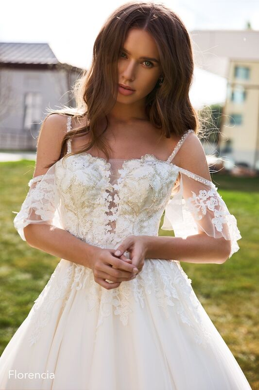 Свадебный салон Aivi Свадебное платье Florencia (Love Repablic) - фото 3